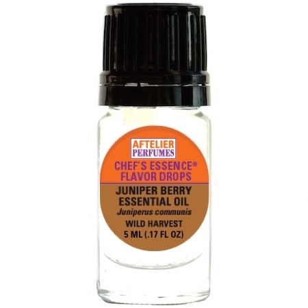 Juniper Berry Chef's Essence (Wild Harvest)
