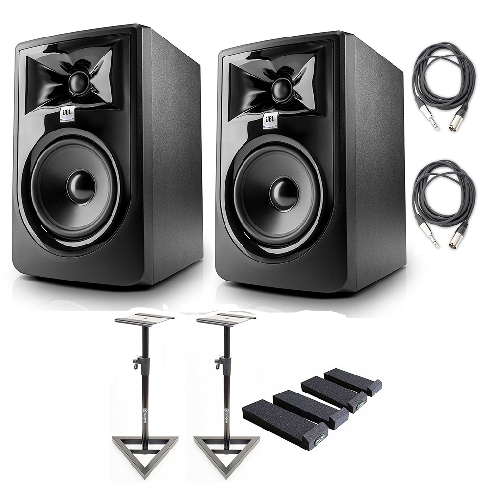 AxcessAbles TRS14 XLR115M stereo 1//4/' TRS TO XLR male 15/'