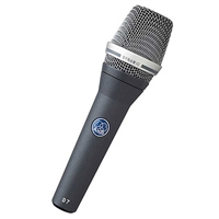 AKG D7 Reference Dynamic Capsule Vocal Microphone, AKGD7, D7, 3139X00010
