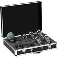 AKG Drum Set Concert 1 Professional Drum Microphone Set Brand New