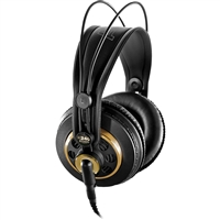 AKG K240 Semi-Open Back Studio Headphones, AKGK240STUDIO, K240STUDIO, 2058X00130