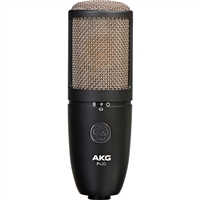 AKG P420 Large Diaphragm Dual-Capsule True Condenser Microphone Perception 420