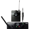AKG WMS 40 PRO Mini Instrumental Wireless System BAND A, AKGWMS40I45A, WMS40I45A