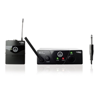 AKG WMS 40 Mini Wireless Instrument System (US 45 B, 661.100 MHz), AKGWMS40I45B, WMS40I45B