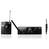 AKG WMS 40 PRO Mini Instrumental Wireless System BAND C -Used-, AKGWMS40I45C, WMS40I45C