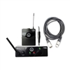 AKG WMS 40 PRO Mini Instrumental Wireless System BAND C with AxcessAbles 20ft XLR Cable