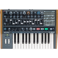 Arturia MiniBrute 2 Semi-modular 25-Key Analog Synthesizer w/ SYNC Connectivity