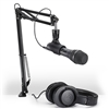 Audio Technica AT2005USBPK Streaming/Podcasting Pack