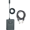 Audio-Technica Pro 70 Cardioid Lavalier Microphone w/ AxcessAbles Audio Cable