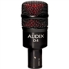 Audix D4 Kick/Bass Drum Microphone
