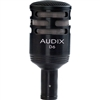 Audix D6 Dynamic Cardioid Instrument Kick Drum Microphone D 6 Drum Mic