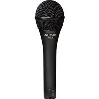 Audix OM2 Dynamic Hypercardioid Handheld Microphone