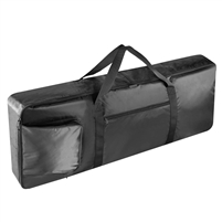 AxcessAbles GT-D4 Keyboard bag for 61-Key Keyboards (Black)