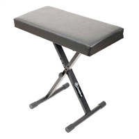 AxcessAbles KB-102  Adjustable Padded Keyboard Bench