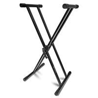AxcessAbles KX-201 Double X  Keyboard Stand