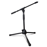 AxcessAbles MS-101L Low Profile Microphone Stand with Boom