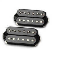 Bare Knuckle Pickups Boot Camp Brute Force Humbucker Set Open Black