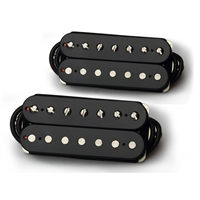 Bare Knuckle Pickups Boot Camp Brute Force Humbucker Set 7 String Standard Spacing Black
