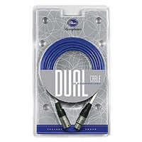 Blue Microphones Dual 20 Foot Microphone Cable, BLUDUALCABLE, DUALCABLE