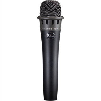 Blue Encore 100i Dynamic Instrument Microphone, BLUENCORE100I, ENCORE100I