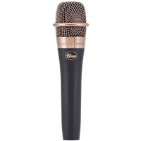Blue Microphones enCORE E200 Phantom Powered Dynamic Handheld Live Performance Black