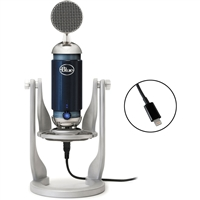 Blue Microphones Spark Digital Lightning Condenser Microphone Cardioid MINT USED