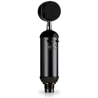 Blue Spark SL XLR Condenser Mic for Pro Recording and Streaming (Black)