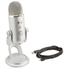 Blue Microphones Yeti Studio USB Microphone with Studio One Recording Software, BLUYETISTUDIO, YETISTUDIO