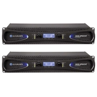 Crown Audio XLS 2502 Stereo Power Amplifier (775W at 4 Ohm) (Pair)
