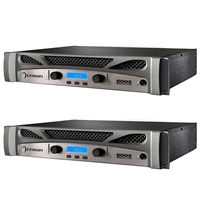 Crown XTI 6002 Series 2 Channel 3000W Stereo Amplifier, CROXTI6002-BUNDLE-1, XTI6002