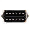 DiMarzio DP100F Super Distortion Guitar Pickup F-Spaced Black