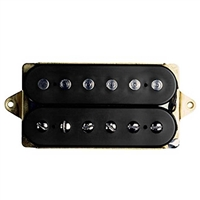 DiMarzio DP155F Tone Zone Humbucker Pickup F-spaced Black