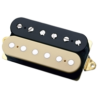 DiMarzio DP160 Norton Bridge Guitar Pickup Black F-Spaced