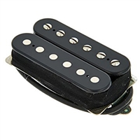 DiMarzio DP223BK PAF Bridge Humbucker 36th Anniversary Electric Guitar Pickup Black Regular Spacing