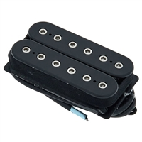 DiMarzio DP227 LiquiFire Neck Humbucker Pickup, F-Spacing (Black)