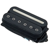 DiMarzio DP228F CRUNCH LAB Humbucker Guitar BRIDGE Pickup, F-Spaced (Black)