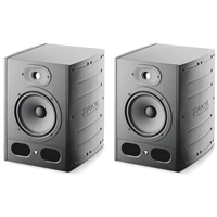 Focal Alpha 65 Active 2-Way 6.5' Near Field Professional Monitoring Speaker (Pair)
