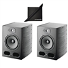 Pair Focal Alpha 80 Active 2-Way 8' Near Field Professional Monitoring Speakers
