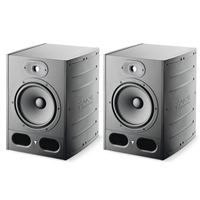 "Focal Alpha 80 Active 2-Way 8"" Near Field Professional Monitor Speakers (x2)"