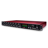 Focusrite Scarlett OctoPre Dynamic 8-Channel Microphone Preamplifier (2nd Generation)