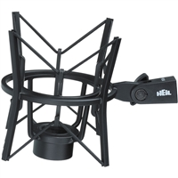 Heil Sound PRSM-B Shock Mount for PR30 and PR30 Microphones / Black