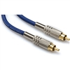 Hosa  DRA-503 S/PDIF RCA Male to RCA Male Digital Cable - 10ft.