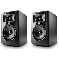 "JBL 305P MkII  5"" Two-Way Studio Monitoring Speakers (Pair)"