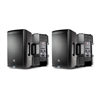 "Pair JBL EON610 - 10"" Two-Way Multipurpose Self-Powered Sound Reinforcement Speaker"