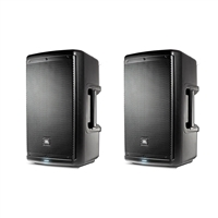JBL EON610 - 10' Two-Way Multipurpose Self-Powered Sound Reinforcement Speaker (Pair)