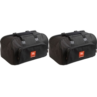 JBL Bags EON610-Bag w/ 10 mm Padding/Carry Handles for EON610 Speakers (2) New