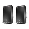 "JBL EON612 - 12"" Two-Way Multipurpose Self-Powered Sound Reinforcement Speakers (Pair)"