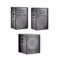 JBL JRX215 15' Passive Two-Way Speaker Pair with One (1) JBL JRX218S Subwoofer Bundle, JBLJRX215-BUNDLE-2, JRX215