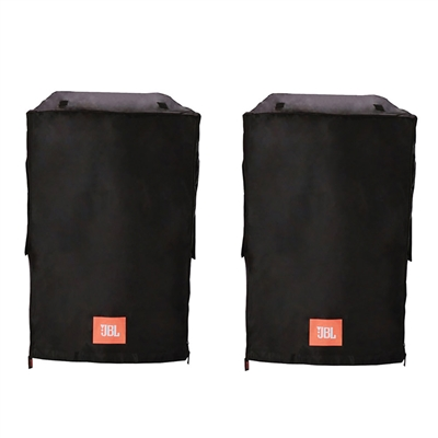 JBL Bags Convertible Covers for JRX215 Speakers (Black) (Pair)