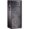 "JBL JRX225 Dual 15"" Two-Way Front of House Passive Speaker, JBLJRX225, JRX225"
